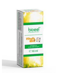 Bioeel Vitalis Mini D3 (0.5mg/ml) 10 ml (solutie orala)