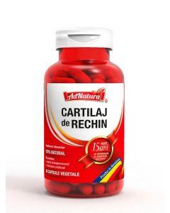 AdNatura Cartilaj de Rechin 30 capsule vegetale