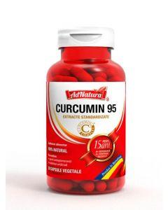 AdNatura Curcumin 30 capsule vegetale