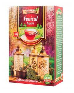 AdNatura Ceai de Fenicul-fructe 50 g