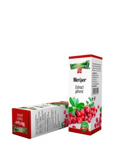 AdNatura Merisor-extract gliceric 50 ml fara alcool
