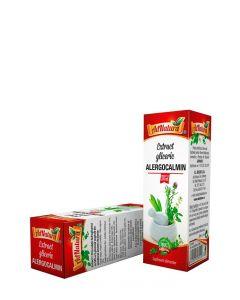 AdNatura Alergocalmin-extract gliceric 50 ml fara alcool