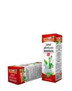 AdNatura Menopauza-extract gliceric 50 ml fara alcool