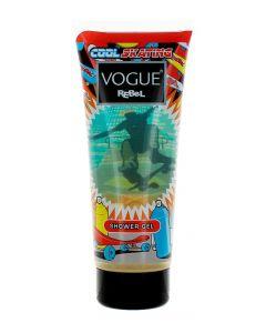 Vogue Gel de dus 200 ml Cool Skating (in tub)