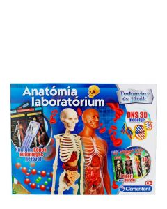 Clementoni set educativ Laboratorul de Anatomie