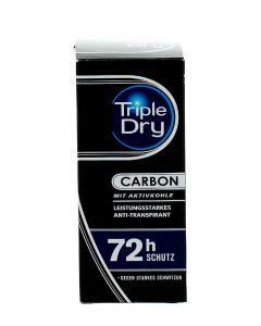 Triple Dry Roll-on Barbati 50 ml Carbon