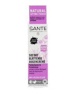 Sante Naturkosmetik Crema pentru ochi 15 ml Smoothing