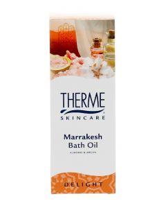 Therme Ulei de baie 100 ml Marrakesh Almond&Argan