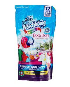 Der Waschkonig Detergent Capsule 12 buc Color