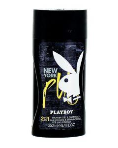 Playboy Sampon&Gel de dus barbati 250 ml New York