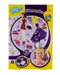 Totum Set creativ moda Diamondzz