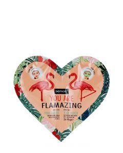 Sence Beauty Masca de fata 2X10 g You Are Flamazing