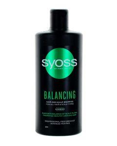 Syoss Sampon 440 ml Balancing