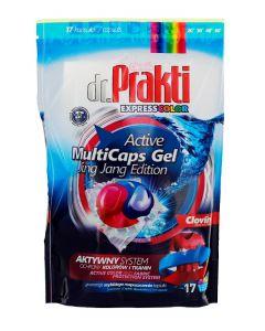 Dr.Prakti Detergent Capsule 17 buc Color