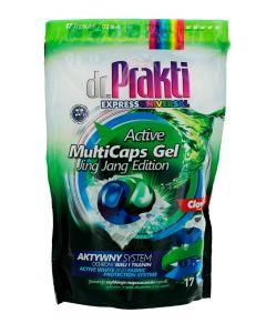 Dr.Prakti Detergent Capsule 17 buc Universal