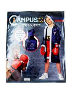 Campus 12 Costum Box (halat+pantaloni+centura) Marimea:152