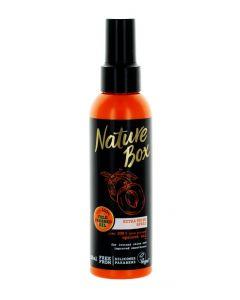 Nature Box Tratament spray cu ulei de caise pentru par lipsit de vitalitate 150 ml