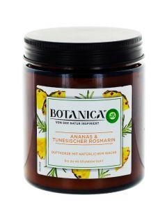 Airwick (Botanica) Lumanare odorizanta 205 g Ananas&Tunesischer Rosmarin