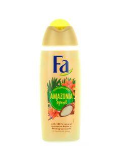 Fa Gel de dus 250 ml Amazonia Spirit
