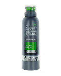 Dove Men-Care Spuma de dus 200 ml Extra Fresh