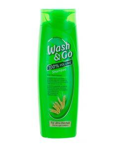 Wash&Go Sampon 200 ml Yeast Extract
