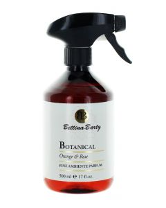 Bettina Barty (Botanical) Spray odorizant camera cu pompa 500 ml Orange&Rose