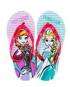 Disney Papuci slapi flip flop marimea 33/34 Frozen