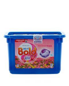 Bold Detergent Capsule 15 buc Allin1 Sparkling Bloom&Yellow Poppy