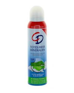 CD Spray deodorant femei 150 ml Dead Sea Salt&Aloe Vera