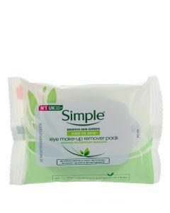 Simple Servetele demachiante 30 buc Kind To Skin