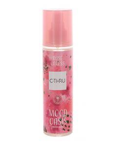 C-Thru Spray de corp femei 200 ml Rose Caress