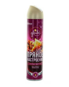 Glade Spray odorizant camera 300 ml Wine Punch