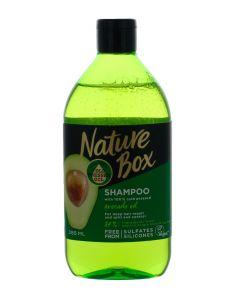 Nature Box Sampon 385 ml Avocado Oil