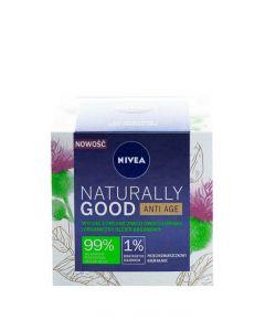 Nivea Crema antirid de noapte 50 ml Naturally Good