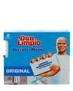 Don Limpio Burete magic 2 buc