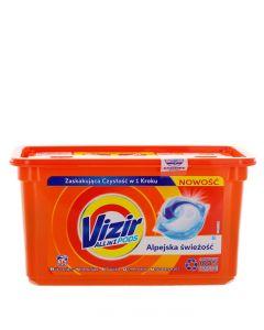 Vizir Detergent Capsule 36 buc Allin1 April Fresh