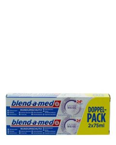 Blend-a-med Pasta de dinti 2X75 ml Extra White