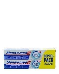 Blend-a-med Pasta de dinti 2X75 ml Extra Fresh Clean