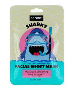 Sence Beauty Masca de fata 25 ml Sharky