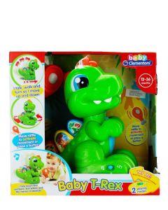 Clementoni Jucarie interactiva Baby T-Rex cu lumini si sunete