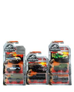 Matchbox Masinuta Jurassic World 1 buc Diverse Modele