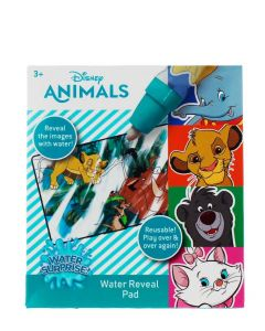 Disney Set Pictura-Picteaza cu apa Animals
