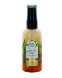 Herbal Essences Ulei de par 100 ml Hemp Seed Oil&Aloe