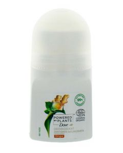 Dove Roll-on 50 ml Powered By Plants Ginger