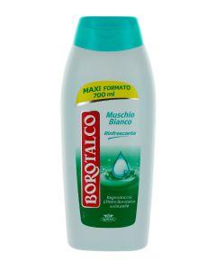 Borotalco Gel de dus 700 ml Muschio Bianco