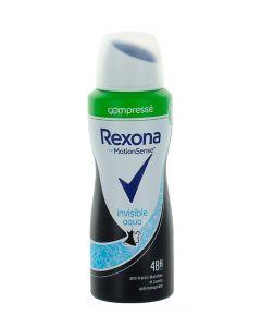 Rexona Spray deodorant femei 100 ml(compresat) Invisible Aqua