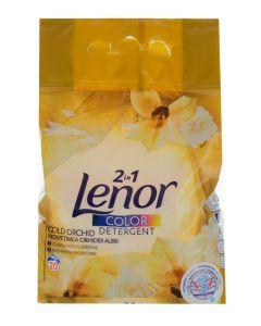 Lenor Detergent automat 2 kg 20 spalari Color Gold Orchid
