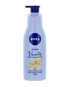 Nivea Lotiune de corp cu pompa 200 ml Vanille