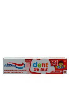 Aquafresh Pasta de dinti copii 50 ml 2-5 Ani