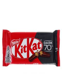 Kit Kat Napolitana glazurata 41.5 g Dark